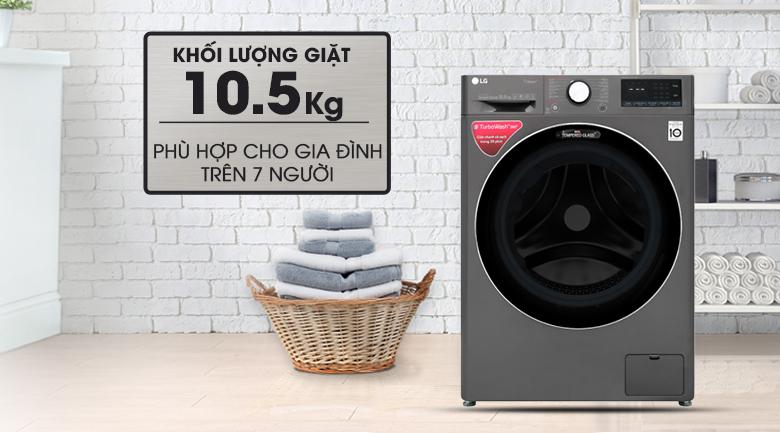 Khối lượng giặt