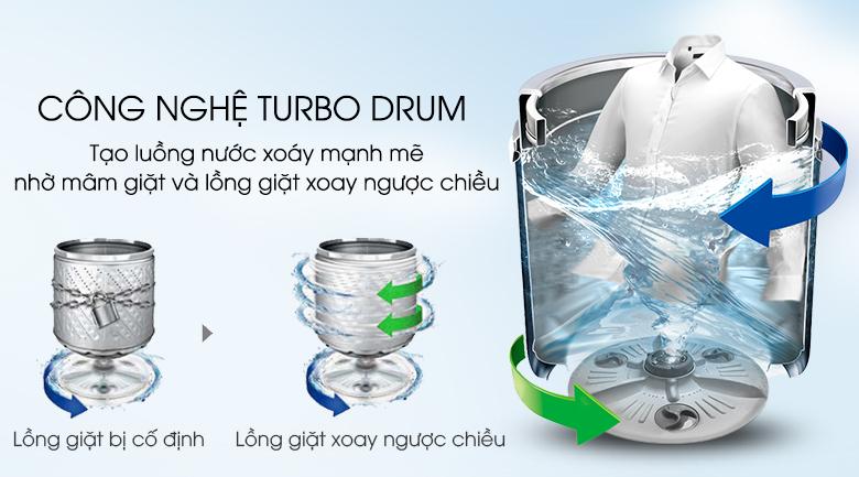 Máy giặt LG Inverter 9.5 kg T2395VS2W - TurboDrum