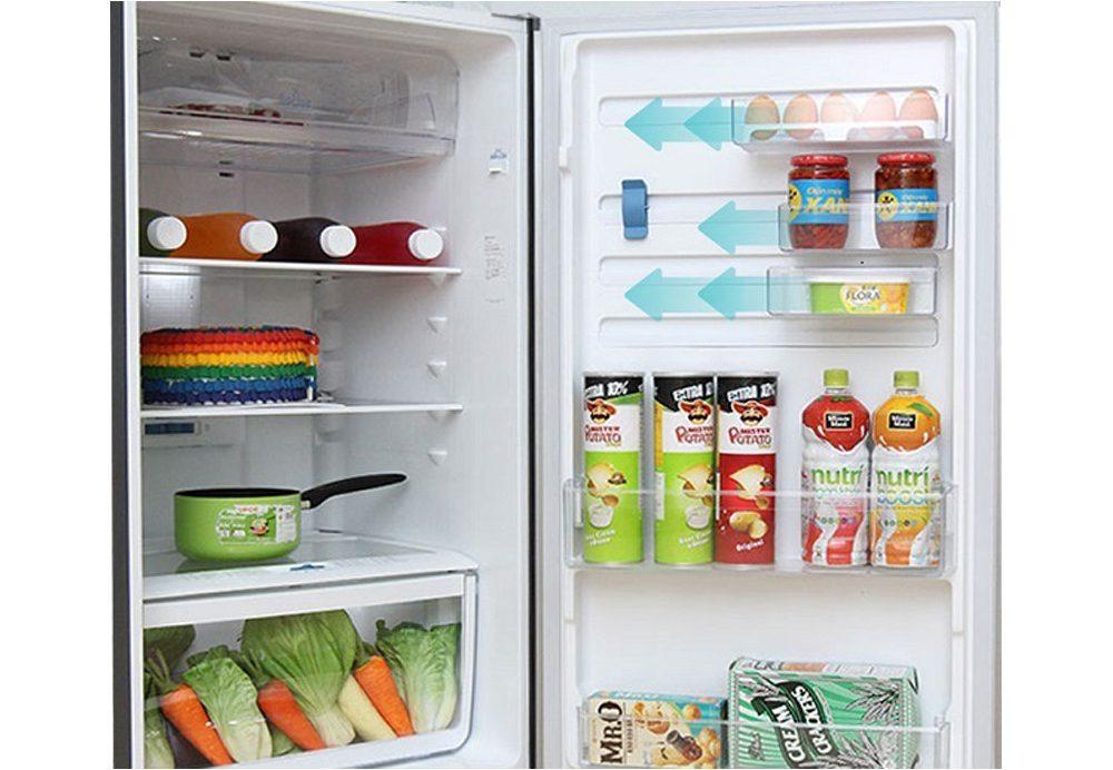 Tủ lạnh Electrolux Inverter 573 lít ETE5720B-G-3