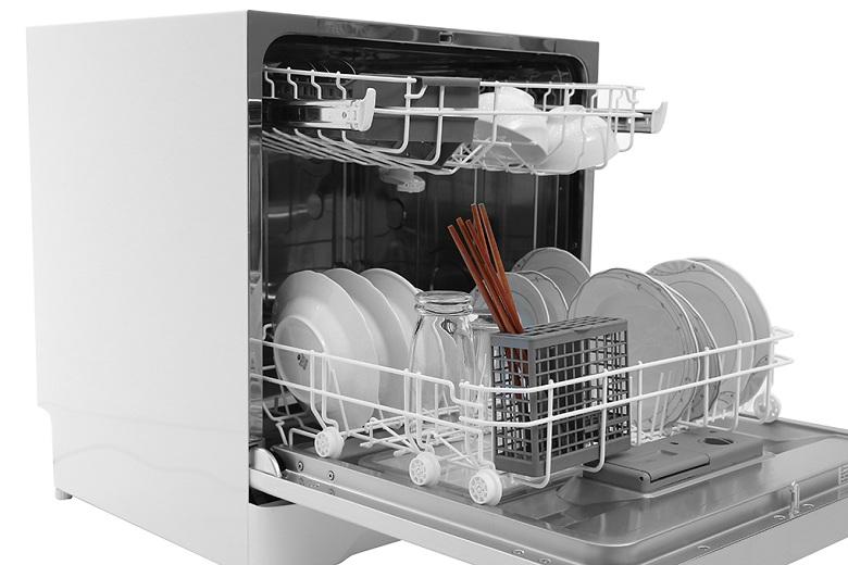 Máy rửa chén Electrolux ESF6010BW 1480W - Khay giá linh hoạt